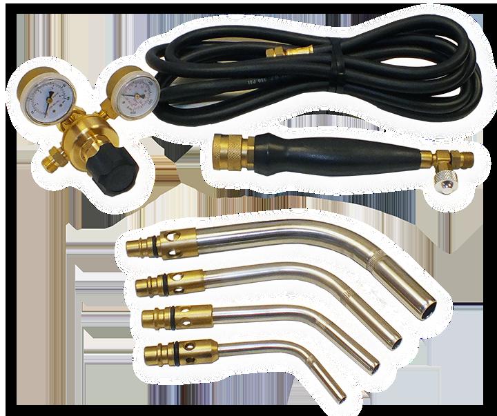 Air/Alternate Fuel Torch Kit