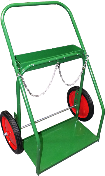 Heavy Duty Cylinder Cart