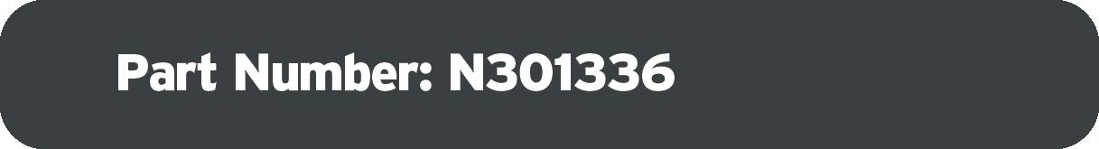 Part Number N301336
