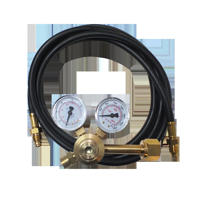 Flowmeter Regulator CO2