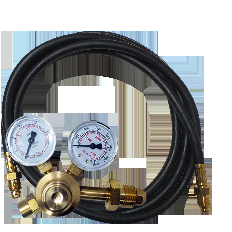 Flowmeter Regulator Inert