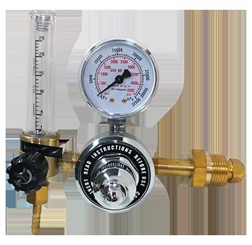 Heavy Duty Flowmeter Regulator